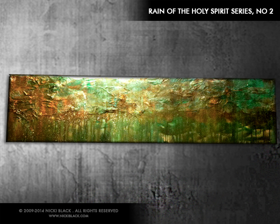 Rain of the Holy Spirit 2