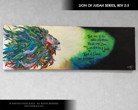 Lion of Judah Series 5