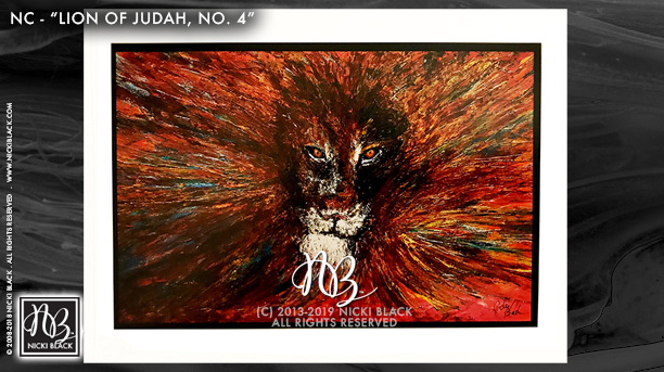 NC - Lion of Judah No. 4